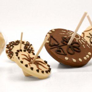 Sweet Chocolate Dreidel