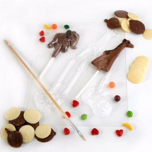 Chocolate Games – Creative Kit