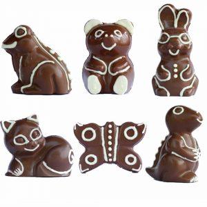 חברי שוקולד